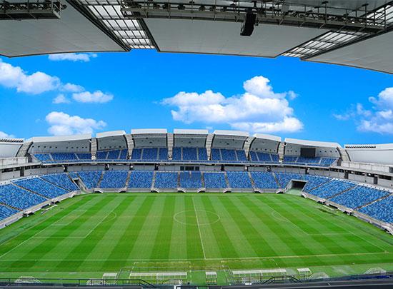 Arena Tour - Arena das Dunas